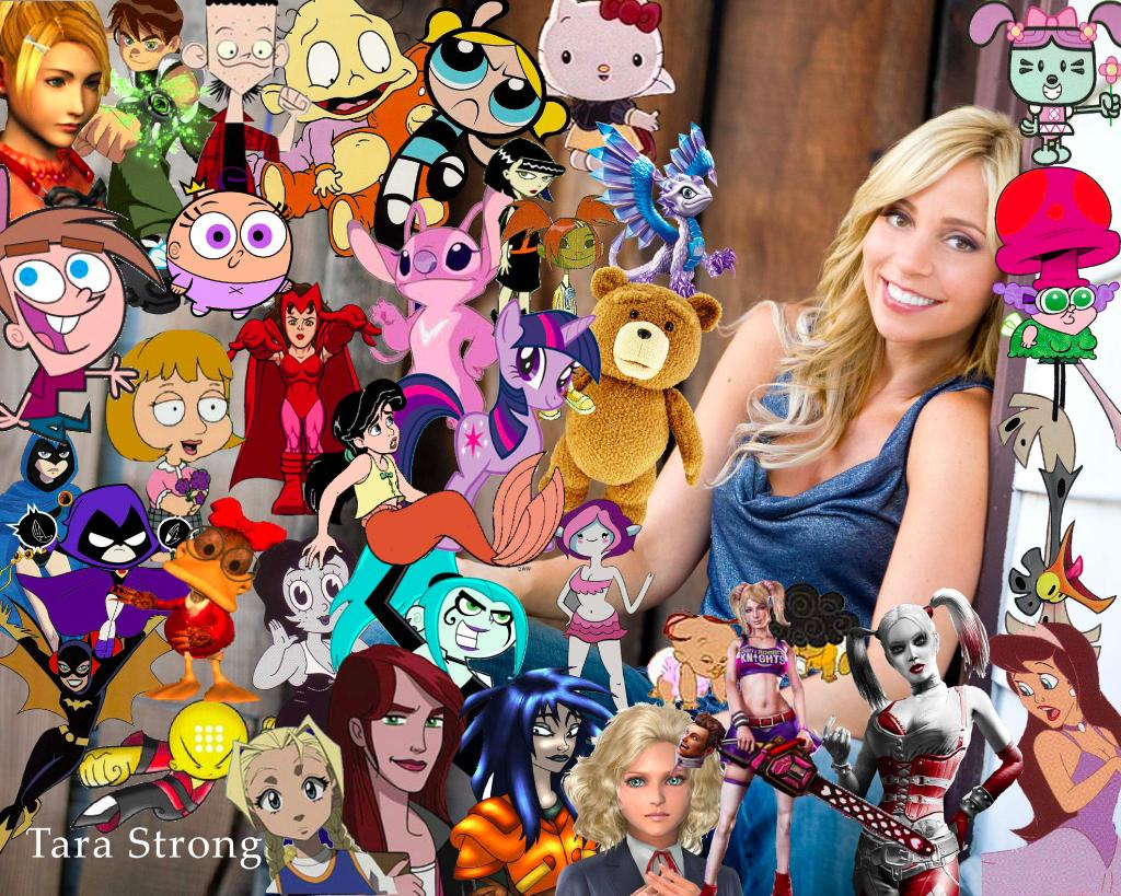 meet voice over star tara strong shero of her adventure the