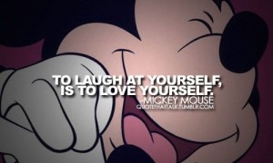 disney LOL love yourself